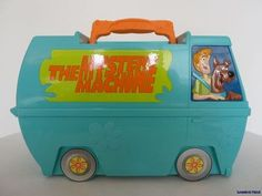 Scooby Doo Lunchbox Mystery Machine Thermos Brand Lunch Box Scooby Doo on eBay!
