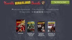 Humble Borderlands Bundle: quer pagar quanto? - http://www.showmetech.com.br/humble-borderlands-bundle-quer-pagar-quanto/