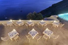 Tour Mystique, a Luxury Collection Hotel, Santorini with our photo gallery. Our Santorini hotel photos will show you accommodations, public spaces & more. Santorini Luxury Hotels, Luxury Collection Hotels, Honeymoon Hotels, Bar, Hotel Deals, Greece Travel, Hotel Reviews, Photo Galleries, Tours