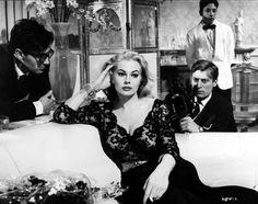 """Anita Ekberg in """"La Dolce Vita"""" - 1960"""