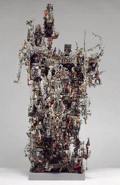 Wood Sculpture, Sculptures, Louise Nevelson, Jean Arp, Alberto Giacometti, Art Brut, Yarn Bombing, Lost Art, Naive Art