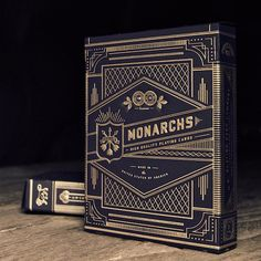 Design Inspiration: The World's Finest Playing Cards