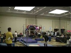 ▶ Alexis Rogers 2010 USAIGC Bronze Bars National Champion - YouTube