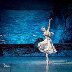 Kristina Shapran (Кристина Шапран) as Medora in Le Corsaire. photographer: Jack Devant ❤❦♪♫ ♥ Wonderful! www.thewonderfulworldofdance.com #ballet #dance