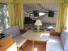 Pop up camper re-do.