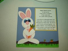 Southpaw Paper Arts: Punch Art Bunny