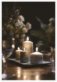 Great idea for a NYE wedding