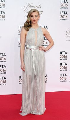 Natalie Dormer wore Jenny Packhamto the 2016 IFTA Film & Drama Awards in Ireland http://www.aol.com/article/2016/04/11/who-wore-what-this-weekend-sophie-turner-slays-the-game-of-thro/21342242/