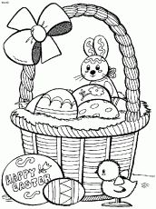 made by joel easter coloring sheet hunt for the eggs printables kids kid stuff pinterest easter coloring sheets easter colouring and easter - Free Easter Coloring Pages