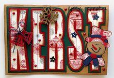 Christmas Calendar, Advent Calendar, Christmas Cards, Marianne Design, Holiday Decor, Card Ideas, Barbie, Home Decor, Christmas E Cards