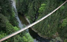 Capilano Park im Kanada Reiseführer http://www.abenteurer.net/2063-kanada-reisefuehrer/