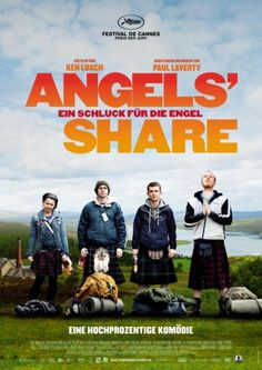 The Angels` Share / La part des anges (2012)