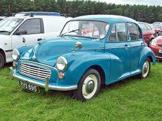 211 Morris Minor 1000 4 door (1959)