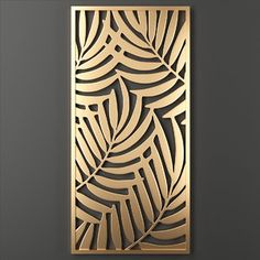 Decorative Room Dividers, Decorative Screens, Outdoor Wall Panels, Jaali Design, 3d Wall Tiles, Cnc Cutting Design, Creative Wall Decor, Photo Frame Design, Window Grill Design