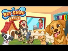 Pet Shop Story - Free Game - Review Gameplay Trailer for iPhone/iPad/iPod - Best sound on Amazon: http://www.amazon.com/dp/B015MQEF2K -  http://gaming.tronnixx.com/uncategorized/pet-shop-story-free-game-review-gameplay-trailer-for-iphoneipadipod/