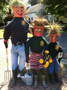 Madison Scarecrow Contest