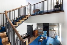 Cliff House Hotel's four split-level, loft-style suites feel like they belong to a chic private home.