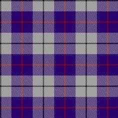 Information from The Scottish Register of Tartans #MacRae #Purple #Tartan