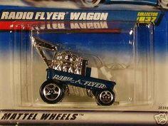 Mattel Hot Wheels 1999 1:64 Scale Blue Radio Flyer Wagon Die Cast Car Collector #837 by Mattel. $0.01. Mattel Hot Wheels 1999 1:64 Scale Blue Radio Flyer Wagon Die Cast Car Collector #837
