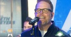Mercy Me Performs 'Shake' on National Television - Music Videos - WOW!!  WONDERFUL!!