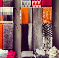 Finnish Textiles from Lapuan Kankurit — Maison et Objet 2013
