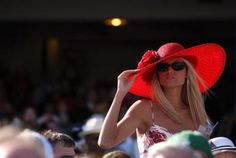 Kentucky Derby hat - © Andy Lyons / Getty Images