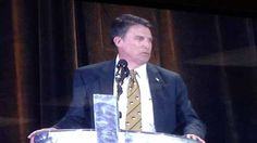 "Gov. Pat McCrory honors Billy Graham, calls him ""Uncle Billy"""