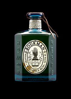 Spirituosen 20 Rum Packaging Designs for National Rum Day — The Dieline Beverage Packaging, Bottle Packaging, Brand Packaging, Design Packaging, Alcohol Bottles, Liquor Bottles, National Rum Day, Stranger And Stranger, Rum Bottle
