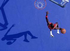 Michael Jordan by Walter Iooss, Jr. (1987)