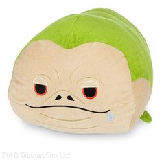 Large Jabba the Hutt Tsum Tsum from the Star Wars Collection