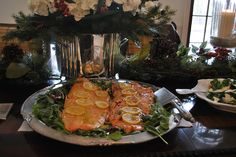 Luncheon accomplished!, today's my birthday and the recipes! - The Enchanted Home