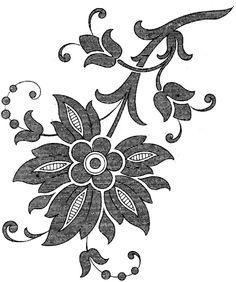 Gallery.ru / Фото #13 - Embroidery II - GWD