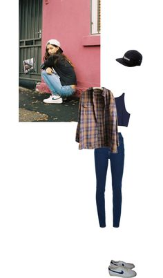 """thug"" by peppermint-soda ❤ liked on Polyvore"