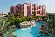 Caribe Royale All Suites Hotel Orlando, Orlando, FL at getaroom. The best hotel rates guaranteed at Caribe Royale All Suites Hotel Orlando. Save Money on hotel rooms. Orlando Resorts, Hotels And Resorts, Best Hotel Deals, Best Hotels, Lake Buena Vista, Florida, Baskets Nike, Beautiful Pools, Caribbean