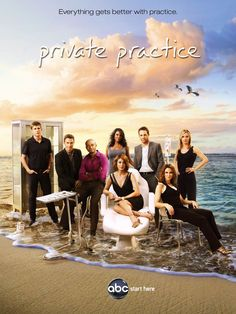Watching season 1 on Netfllix. I like it a lot so far. I never watched Grey's Anatomy so I know I am watching kind of backwards. #PrivatePractice