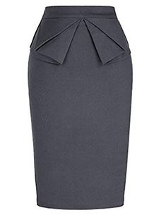 9830b139ae63 BeingStyle | PrettyWorld Vintage Dress Women's Slim Fit Midi Pencil Skirt |  #workwear Pencil Skirt
