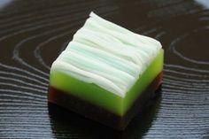 """Japanese Sweets, """"wagashi"""", そよ風 Soyokaze - Breeze"""