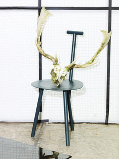 Spade Chair | Batch Collection | Faye Toogood