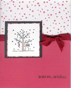 CCC07crimson snow by kingmontmom - Cards and Paper Crafts at Splitcoaststampers