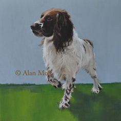 Alan Moir. Jake - acrylic on linen. www.facebook.com/alan.moir.portraits