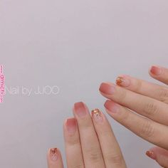 Semi-permanent varnish, false nails, patches: which manicure to choose? - My Nails Trendy Nails, Cute Nails, My Nails, Dark Nails, Korean Nail Art, Nail Polish Colors, Gel Polish, Nail Manicure, Manicure Ideas