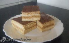 Karamellás mézes krémes recept fotóval Tiramisu, Cheesecake, Ethnic Recipes, Food, Caramel, Cheesecakes, Essen, Meals, Tiramisu Cake