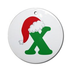 Christmas Font Letter X Stock Photo &amp- More Pictures of Alphabet ...