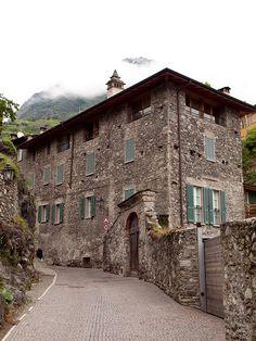 sondrio italy | Scarpatetti - Sondrio, Valtellina - Italy