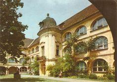 Bývalý pohľad na Slovenskú národnú galériu Bratislava, Places Of Interest, Prague, Postcards, Arch, Times, Mansions, Retro, Longbow