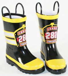 5019.2 F.D. U.S.A Rain Boots