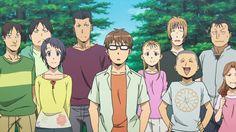 Silver Spoon characters, Tokiwa, Mikage, Hachiken, Tamako, Mayumi, Komaba, Aikawa, funny; Silver Spoon