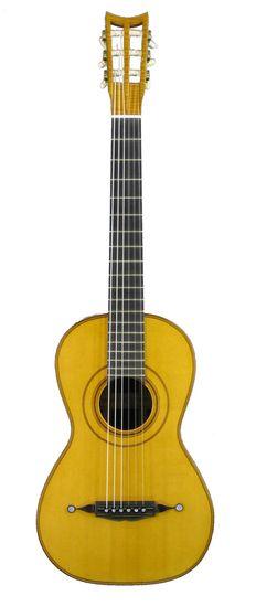 Kresse Gitarren | 19th century guitars // Reproductions // Panormo