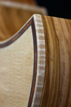 Batson Acoustic Guitars Detail