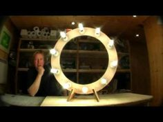How to make a ring light...